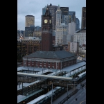 King Street Station in Downtown Seattle