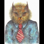 The Tie Cat