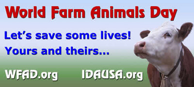 World Farm Animals Day
