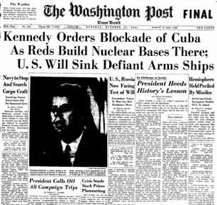thesis for a paper on the cuban missile crisis