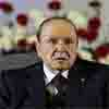 The rise and fall of president Bouteflika