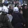 Fascism occupies villa Greece with police brutality