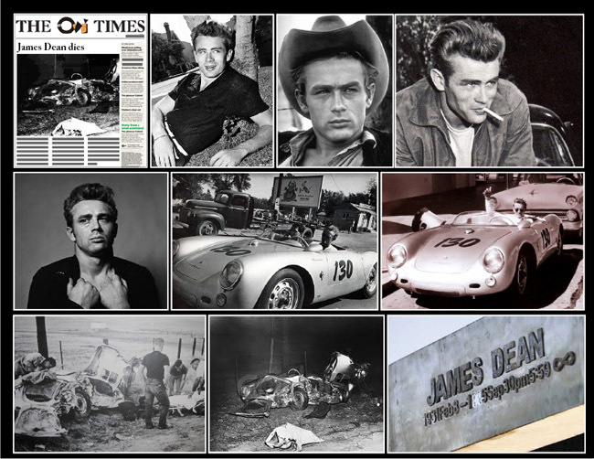 Ovi Magazine : James Dean dies by The Ovi Team